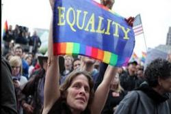 Obama: Law banning Gay Marriage is unconstitutional