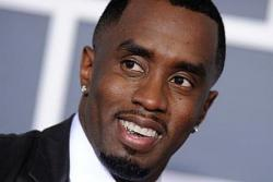 Rap star P-Diddy injured car accident