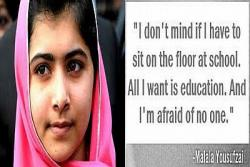 Malala Yusafzai is recovering well: Father
