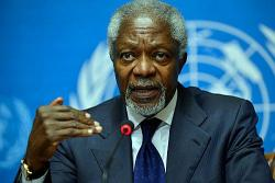 Don't vote for Politicians indicted by ICC: Annan