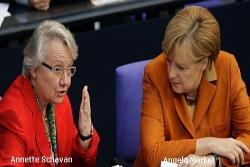 German Education Minister resigns over plagiarism