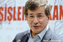 Jihad is noble, not terrorism; Ahmet Davutoglu