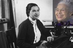 Rosa Parks honored with a sculpture