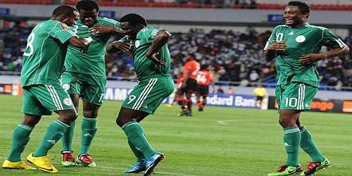 Nigeria wins Africa Cup of Nations